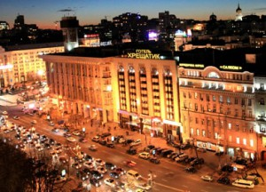Khreshchatyk City Center Hotel